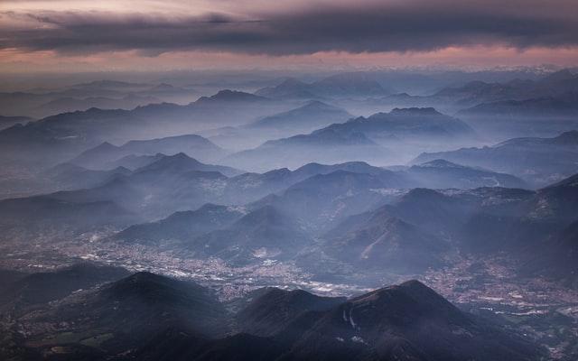 Bergamo-alpene